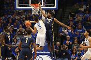 November 17, 2017 - Lexington, Kentucky - Rupp Arena: ETSU forward David Burrell (2)<br /> <br /> Image Credit: Dakota Hamilton/ETSU