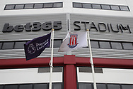 General view of the Bet 365 Stadium prior to the Premier League match between West Ham United and Stoke City, Stoke-on-Trent.<br /> Picture by Michael Sedgwick/Focus Images Ltd +44 7900 363072<br /> 29/04/2017