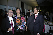 ANDY AND PATTI WONG, Dali and Film. Tate Modern. 30 May 2007.  -DO NOT ARCHIVE-© Copyright Photograph by Dafydd Jones. 248 Clapham Rd. London SW9 0PZ. Tel 0207 820 0771. www.dafjones.com.