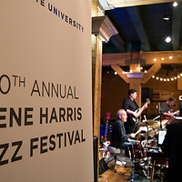 The Chuck and Sandon Project: Crusaders Edition, Gene Harris Jazz Fest, Esther Simplot Performing Arts Academy, photo Patrick Sweeney