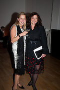 IWONA BLAZWICK; ANITA ZABLUDOWICZ, Swarovski Whitechapel Gallery Art Plus Opera,  An evening of art and opera raising funds for the Whitechapel Education programme. Whitechapel Gallery. 77-82 Whitechapel High St. London E1 3BQ. 15 March 2012