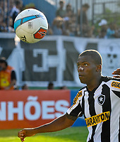20120202: Rio de Janeiro, BRAZIL - Player Maicosuel during match between Madureira vs Botafogo for Campeonato Carioca held at Conselheiro Galvao, RJ, Brasil <br /> PHOTO: CITYFILES