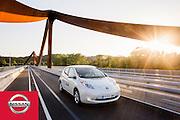 30 de junio y 01 de julio de 2016- Nissan electrifica Girona en el arranque del nuevo Zero Emission Tour 2016.  Foto: Toni Vilches Fotografia para Nissan.