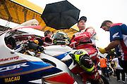 November 16-20, 2016: Macau Grand Prix. 12 John MCGUINNESS, Honda Racing