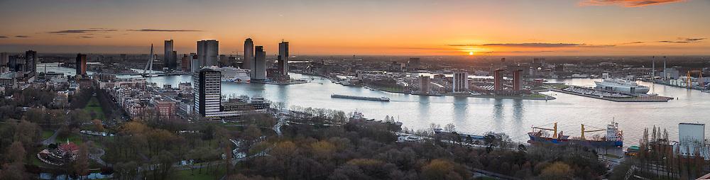 panoramafotografie skyline cityscapes