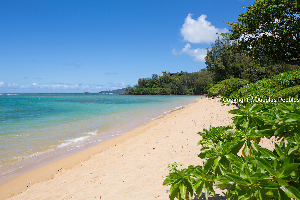 Anini Beach, Kauai, Hawaii