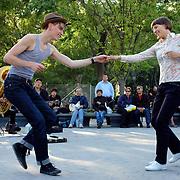 Lindy Hop Dance Off