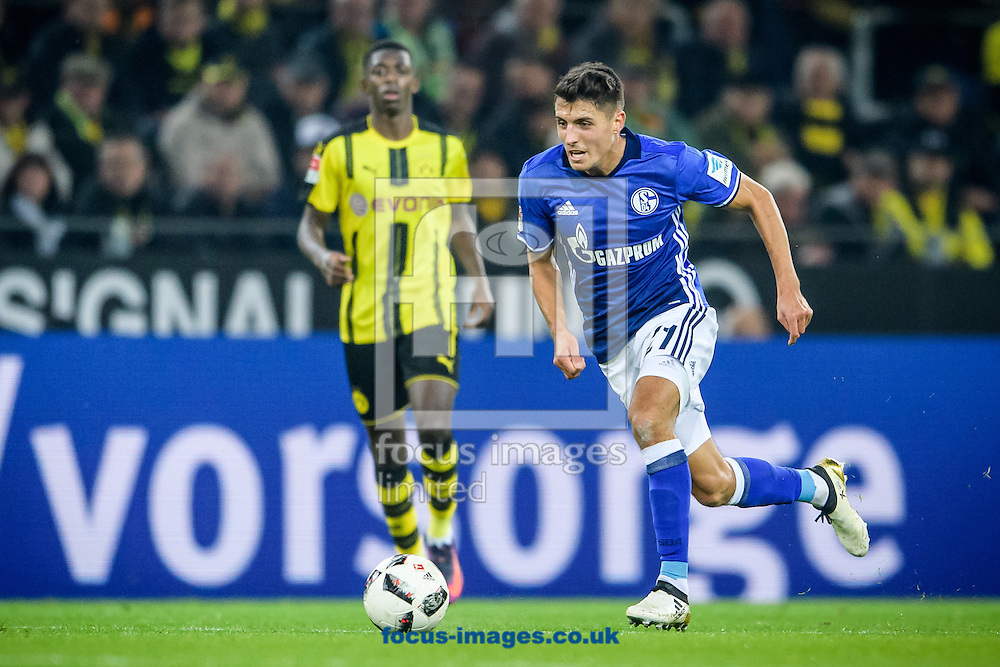 Alessandro Schoepf of FC Schalke 04 during the Bundesliga match at Signal Iduna Park, Dortmund<br /> Picture by EXPA Pictures/Focus Images Ltd 07814482222<br /> 29/10/2016<br /> *** UK &amp; IRELAND ONLY ***<br /> EXPA-EIB-161030-0038.jpg