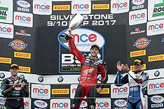 R9 MCE British Superbike Championship Silverstone