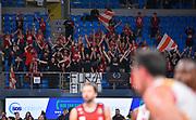 Pallacanestro Trieste tifosi<br /> Carpegna Prosciutto Basket Pesaro - Allianz Pallacanestro Trieste<br /> Campionato serie A 2019/2020 <br /> Pesaro 5/01/2020<br /> Foto M.Ciaramicoli // CIAMILLO-CASTORIA