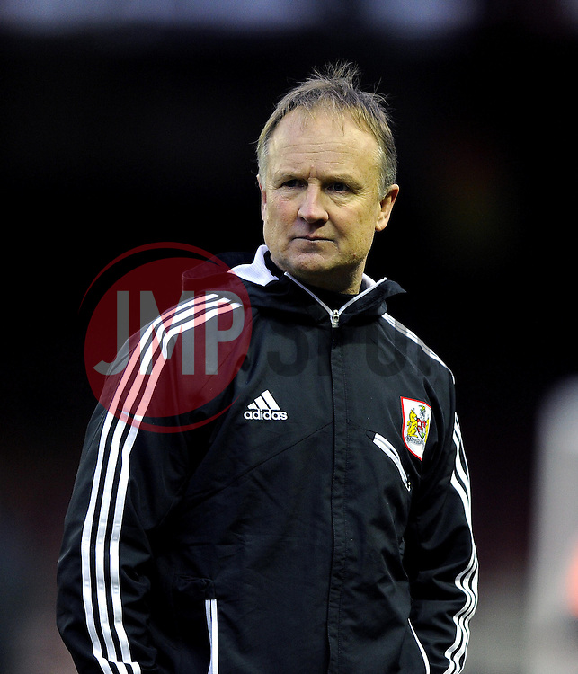 Bristol City Head coach, Sean O'Driscoll - Photo mandatory by-line: Joe Meredith/JMP - Tel: Mobile: 07966 386802 23/02/2013 - SPORT - FOOTBALL - Ashton Gate - Bristol -  Bristol City V Barnsley - Npower Championship