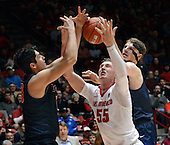 UNM-UTEP Mens basketball
