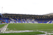 St Andrews before the Sky Bet Championship match between Birmingham City and Sheffield Wednesday at St Andrews, Birmingham, England on 6 February 2016. Photo by Chris Wynne.
