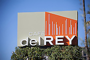Cafe Del Rey in Marina Del Rey California