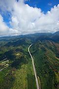 H-3 Freeway, Oahu, Hawaii