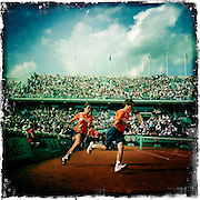 Roland Garros. Paris, France. May 27th 2012...