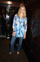 JODIE KIDD at a party to celebrate the 50th Anniversary of Gina Shoes held at The Bar, The Dorchester, Park Lane, London on 19th September 2006.<br /><br />NON EXCLUSIVE - WORLD RIGHTS