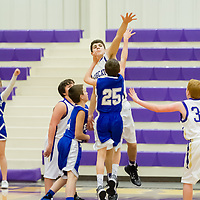 01-05-15 Berryville 8th Boys vs. Forsyth