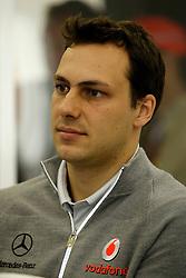 Motorsports / Formula 1: World Championship 2010, GP of Belgium, Gary Paffett (GBR, Vodafone McLaren Mercedes),