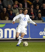 Fotball, 28. april 2004, Privatlandskamp, Norge-Russland 3-2, Alexei Smertin, Russland