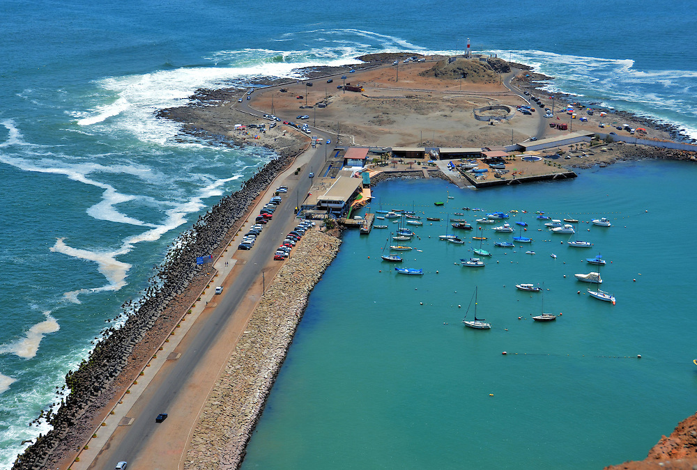 History of Pen&iacute;nsula Alacr&aacute;n in Arica, Chile <br />