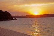 Sunset at Nielsen Park, Sydney