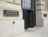 The United States Environmental Protection Agency (EPA) in Washington, DC on Monday, April 15, 2013.