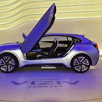 Subaru VIZIV Concept at the IAA 2013, Frankfurt, Germany