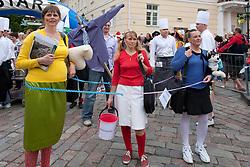 Rat Race in Tartu, Estonia, Europe