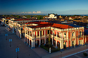 Nicaragua / Granada / Private Colonial Homes / Independence Plaza / Sunset