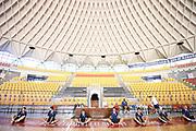 DESCRIZIONE : Media day Acea Virtus Roma<br /> GIOCATORE : Team Acea Virtus Roma<br /> CATEGORIA : riscaldamento<br /> SQUADRA : Acea Virtus Roma<br /> EVENTO : Pre Campionato Lega serie A 2014/2015<br /> GARA : allenamento<br /> DATA : 26/08/2014<br /> SPORT : Pallacanestro<br /> AUTORE : Agenzia Ciamillo-Castoria/M. Greco<br /> Galleria : Pre Campionato Lega serie A 2014/2015<br /> Fotonotizia : Media day Acea Virtus Roma<br /> Predefinita :