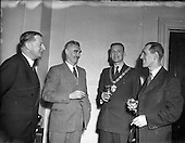 1953 - Wireless Dealers Luncheon at Jury's Hotel