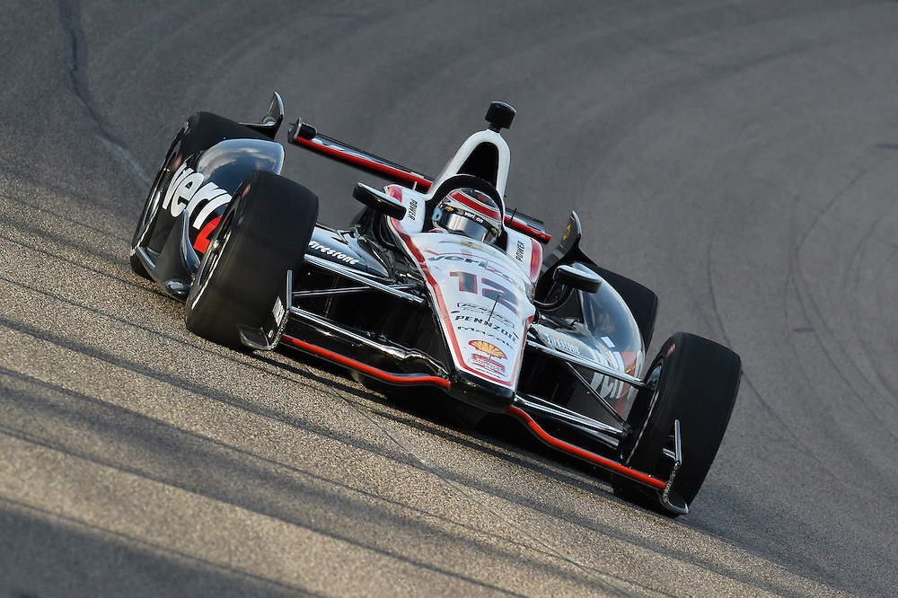 Will Power, Texas Motor Speedway, Ft. Worth, TX USA 6/7/2014