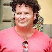 ITA/Lucca /20130521 - Presenttie Cast film De Toscaanse Bruiloft, Dirk Jan Zeelenberg