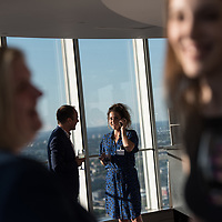 (C) Blake Ezra Photography 2018<br /> Innovate Israel VIP Reception in the BT Tower.