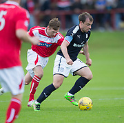Dundee&rsquo;s Paul McGowan - Brechin City v Dundee pre-season friendly at Glebe Park, Brechin, Photo: David Young<br /> <br />  - &copy; David Young - www.davidyoungphoto.co.uk - email: davidyoungphoto@gmail.com