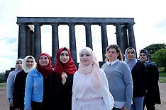 The Trojan Women Theatre Group, Edinburgh, 1 July 2019