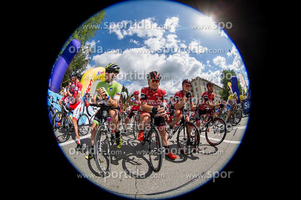 Tratnik Jan (Slovenia) of Amplatz - BMC during Stage 2 of 23rd Tour of Slovenia 2016 / Tour de Slovenie from Nova Gorica to Golte  (217,2 km) cycling race on June 17, 2016 in Slovenia. Photo by Urban Urbanc / Sportida