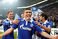 Fussball Bundesliga 2011/12: FC Schalke 04 - SV Werder Bremen