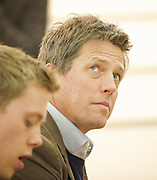 Hacked Off <br /> Campaign Rally with Hugh Grant Speaking at Central Hall, Westminster, London, Great Britain <br /> 17th May 2012 <br /> <br /> Speakers included:<br /> <br /> <br /> Harriet Harman <br /> Hugh Grant <br /> Owen Jones<br /> Tom Watson <br /> <br />  <br /> <br /> <br /> Photograph by Elliott Franks