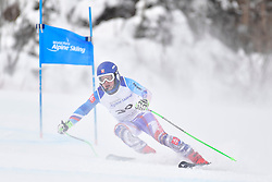 Downhill, HARAUS Miroslav Guide: HUDIK Maros, B2, SVK at the WPAS_2019 Alpine Skiing World Championships, Kranjska Gora, Slovenia