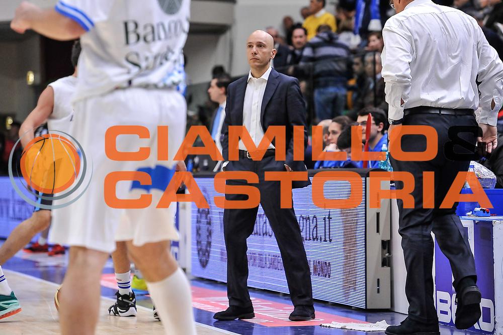 DESCRIZIONE : Campionato 2014/15 Serie A Beko Dinamo Banco di Sardegna Sassari - Upea Capo D'Orlando<br /> GIOCATORE : Stefano Sardara<br /> CATEGORIA : Before Pregame Ritratto<br /> SQUADRA : Dinamo Banco di Sardegna Sassari<br /> EVENTO : LegaBasket Serie A Beko 2014/2015<br /> GARA : Dinamo Banco di Sardegna Sassari - Upea Capo D'Orlando<br /> DATA : 22/03/2015<br /> SPORT : Pallacanestro <br /> AUTORE : Agenzia Ciamillo-Castoria/L.Canu<br /> Galleria : LegaBasket Serie A Beko 2014/2015