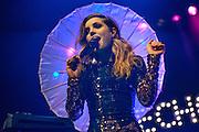 Sydney Sierota/Echosmith performing live at the Regency Ballroom concert venue in San Francisco, CA on March 25, 2015