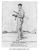 Mr Jack Hobbs. Mr Punch's Personalities.- XVII.