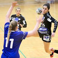 HBALL: 21-10-2017 - Bjerringbro FH - SønderjyskE Damer - 1. Division