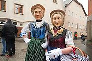 AUSTRIA - Imst Schemenlaufen 2016