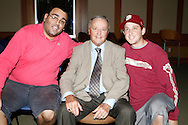 Bobby Bowden Speech to the FIU Business School at the FIU Law Building.