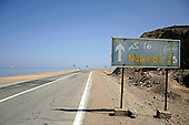 On the road - Red Sea - Egypt