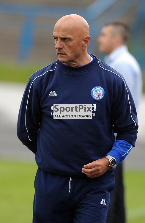 Cowdenbeath v Forfar Ladbrokes League 1 Central Park 19 September 2015<br /> <br /> Ian Campbell<br /> <br /> (c) David Wardle | StockPix.eu