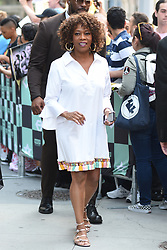 June 20, 2019 - New York, NY, USA - June 20, 2018 New York City..Alfre Woodard made an appearance on Build Series on June 20, 2018 in New York City. (Credit Image: © Kristin Callahan/Ace Pictures via ZUMA Press)